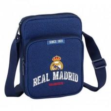 SAFTA Taška cez rameno / organizér REAL MADRID C.F.  Blue, 611874672