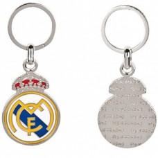 Kovový prívesok na kľúče REAL MADRID