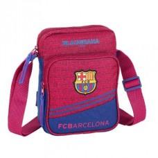 SAFTA Taška cez rameno / organizér FC BARCELONA Blaugrana, 611925672
