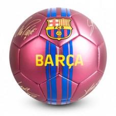 Futbalová lopta FC BARCELONA Matt Finish (veľkosť 5)