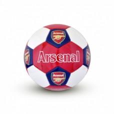 Futbalová lopta ARSENAL F.C. PVC (veľkosť 3)