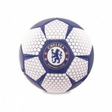Mini futbalová lopta CHELSEA F.C. Vector (veľkosť 1)