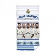 CARBOTEX Bavlnená osuška 70/140cm REAL MADRID Players, RM185026