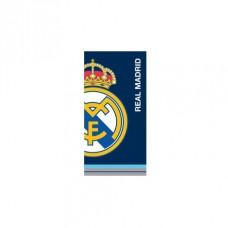 CARBOTEX Bavlnená osuška 70/140cm REAL MADRID Blue, RM182090