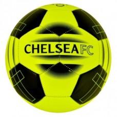 Futbalová lopta FC CHELSEA Yellow Fluo (veľkosť 5)