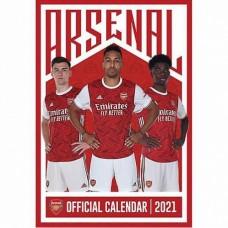 Nástenný kalendár 2021 ARSENAL F.C.