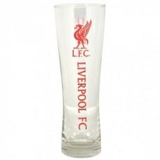 Vysoký pohár na pivo FC LIVERPOOL Pilsner Premium