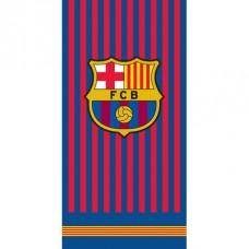 CARBOTEX Bavlnená osuška 70/140cm FC BARCELONA Stripe, FCB192025