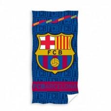 FC BARCELONA ´FCB´ - OSUŠKA 70 x 140cm (0454)