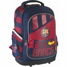 Školský batoh s pevným dnom FC BARCELONA Fan, FC-87
