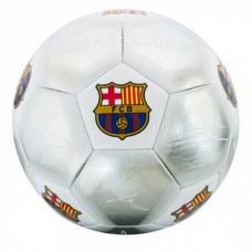 Futbalová lopta FC BARCELONA Silver Signature (veľkosť 5)