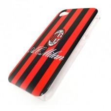 Ochranný kryt na  iPHONE 4/4S AC MILAN Stripe