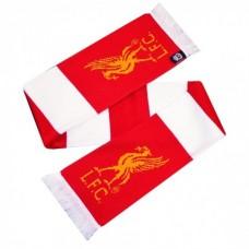 Pletený šál pre fanúšikov FC LIVERPOOL Bar