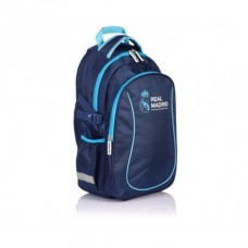 Školský batoh REAL MADRID Blue 46cm, RM-98