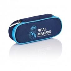Jednokomorový peračník / puzdro REAL MADRID Blue, RM-96, 505017012