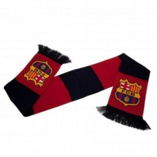 Šál pre fanúšikov FC BARCELONA Bar