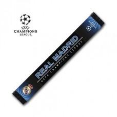 Šál pre fanúšikov REAL MADRID Champions League Azul