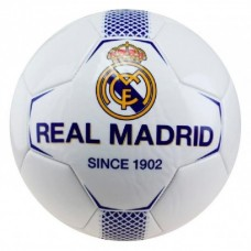 Futbalová lopta REAL MADRID White (veľkosť 5)