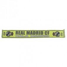 Šál pre fanúšikov REAL MADRID Yellow