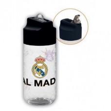 Plastová fľaša na vodu REAL MADRID Tritan 430ml