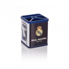 Kovový stojan na písacie potreby REAL MADRID, RM-110