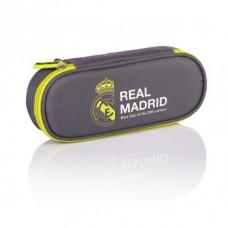 Jednokomorový peračník / puzdro REAL MADRID Lime, RM-102