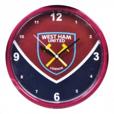 Nástenné hodiny WEST HAM Swoop