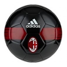 ADIDAS Futbalová lopta AC MILAN (6107)