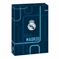 ARSUNA Dosky na zošity A4, REAL MADRID, Blue, 90858130