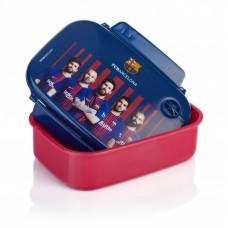 ASTRA Plastový box na desiatu FC BARCELONA, FC-207