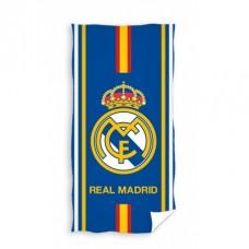CARBOTEX Bavlnená osuška 75/150cm REAL MADRID Blue