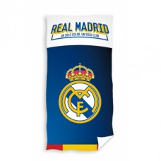 CARBOTEX Bavlnená osuška 70/140cm REAL MADRID Solo Color