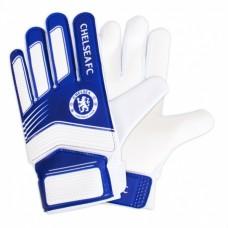 Brankárske rukavice FC CHELSEA Kids 6-10 rokov
