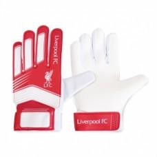 Brankárske rukavice FC LIVERPOOL Kids 6-10 rokov (8522)