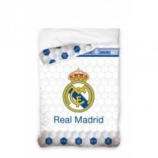 CARBOTEX Prehoz na posteľ / paplón REAL MADRID 180/260cm