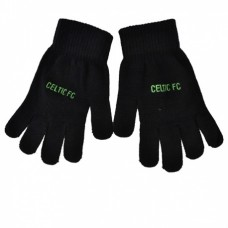 Úpletové rukavice CELTIC Black (3312)
