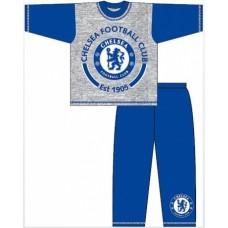 Chlapčenské bavlnené pyžamo FC CHELSEA Crest - 6 rokov (116cm)