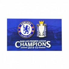 Klubová vlajka FC CHELSEA Chapmions 152 x 91cm (9215)