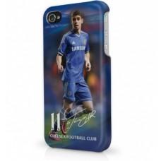 Ochranný kryt na  iPHONE 5/5S FC CHELSEA Oscar (8092)