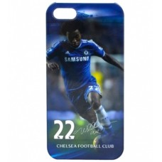 Ochranný kryt na  iPHONE 5/5S FC CHELSEA Willian (8085)
