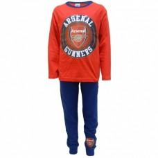 Chlapčenské bavlnené pyžamo ARSENAL Red - 5 rokov (110cm)