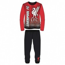 Chlapčenské bavlnené pyžamo FC LIVERPOOL Red - 5 rokov (110cm)