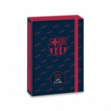 FC BARCELONA ´BARCA 2016´- ŠKOLSKÉ DOSKY A5 (7298)