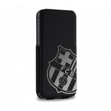 Ochranný kryt na  iPHONE 5 FC BARCELONA Black (7099)