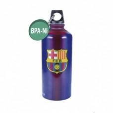 FC BARCELONA ´CREST OUTDOOR´ - ŠPORTOVÁ FĽAŠA aluminium 600ml (0264)