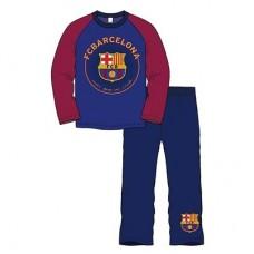 Chlapčenské bavlnené pyžamo FC BARCELONA Club - 6 rokov (116cm)
