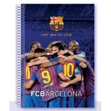 FC BARCELONA - NOTES A4 (1273)