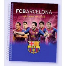 FC BARCELONA - NOTES A6 (1334)