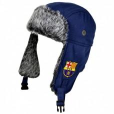 FC BARCELONA ´TRAPPER´ - ZIMNÁ ČIAPKA (3908)