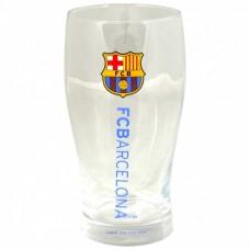 FC BARCELONA ´WORDMARK PINT´ - POHÁR (7585)